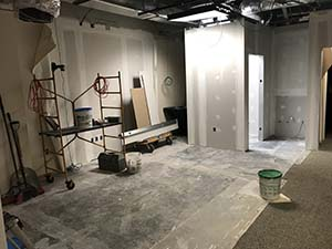 New Construction at Vein Care Center 2018